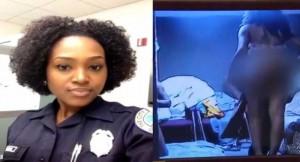 Une policière est sous enquête pour ses rôles dans des films pornographiques