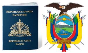 Monde: L'Equateur propose des Visas pour les haïtiens en situation migratoire irrégulière