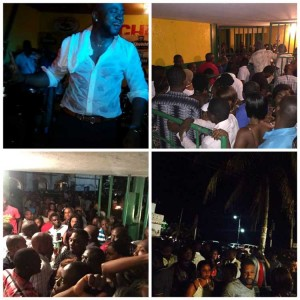 CAP HAITIEN:  LA Rivière D'Arly emporte tous les élèves de KLASS lors d'un affrontement
