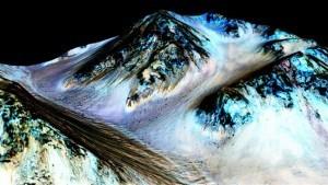 Monde: La NASA a annoncé une découverte majeure sur la planète Mars