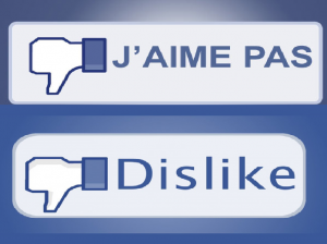 """Facebook annonce pour bientôt un bouton """"j'aime pas"""" ou """"dislike"""""""