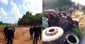 Monde: Des Haitiens parmi les habitants expulsés de Terca en Guyanne Française