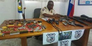 HAITI: Le Sud sous la menace de la drogue et des armes illégales