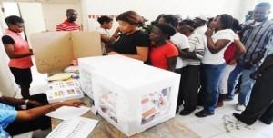 Haiti: Succès des élections en Haiti, déroulées sans incidents majeurs