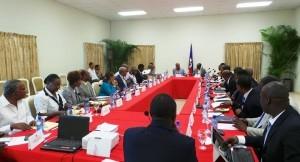 Haiti: Prime de départ, 2.5 millions de Gdes par ministre du gouvernement Martelly-Paul