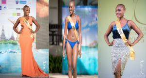 Monde:  Marie Darline Exume représente Haiti à Miss Grand International