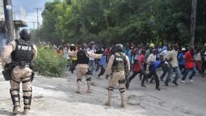 Haiti: Un mort et un blessé grave lors d'une manifestation de l'opposition