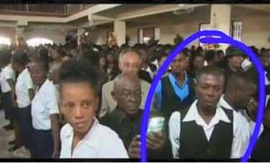 Haiti: L'assassin de Lencie Mirville était présent à ses funérailles