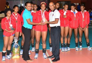Monde: Haïti remporte le Championnat Junior de Volleyball des Nations de la Caraïbe