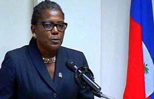 Haiti: Yolette Mengual « Je n'ai reçu ni accepté de l'argent de qui que ce soit »