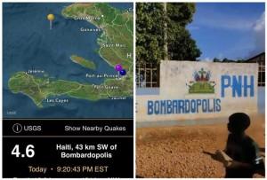 HAITI: Le Nord-Ouest d'Haïti secoué par un séisme