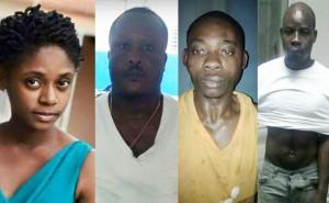 HAITI: 3 bandits arrêtés dans l'enlèvement et l'assassinat  de Lencie Mirville