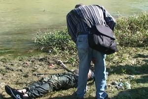 Monde: Le corps d'un haitien assassiné retrouvé sur la rive du fleuve Yaque à Santiago