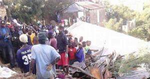 HAITI: 8 personnes d'une même famille sont mortes