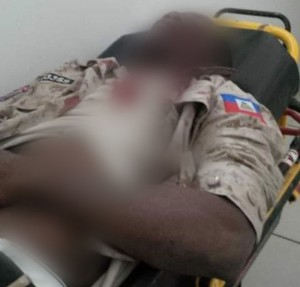 HAITI: Un policier de l'UDMO abattu par des bandits armés