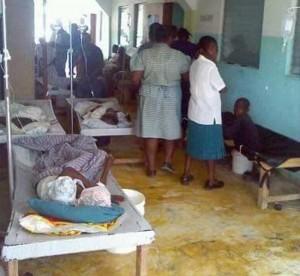 HAITI: Le choléra fait des victimes dans les communes de Plaisance et de Pilate