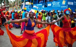Élection ou non le carnaval aura lieu et l'avenir du pays peut attendre