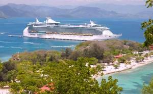 Embarquement pour Labadee, «prison pour touristes»