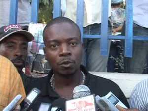 Haiti : Le porte parole de la FOPARK arrêté à Port-au-Prince