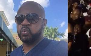 Maestro Arly Lariviere s'amuse dans une bande de rara à Miami [VIDEO]